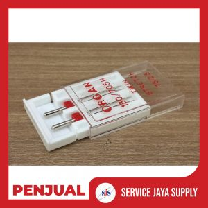Organ-Needles---Jarum-Kembar-Bahan-Stretch-2.5-mm